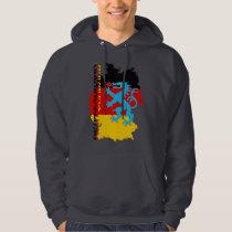 Deutschland Oktoberfest Bavaria Hoodie