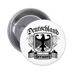 Deutschland Pinback Buttons