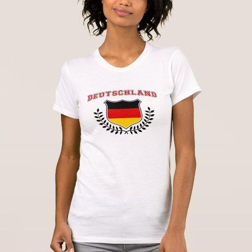 Deutschland Poleras