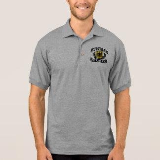Deutschland Polo Shirts