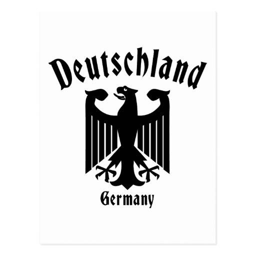 Deutschland Postcards
