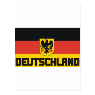 Deutschland Products & Designs! Postcard