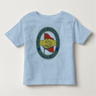 Deutschland SED - German Socialist Worker Party Toddler T-shirt