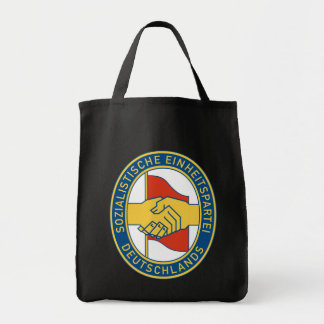 Deutschland SED - German Socialist Worker Party Tote Bag