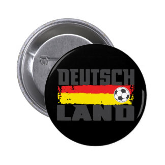 Deutschland Soccer Pin