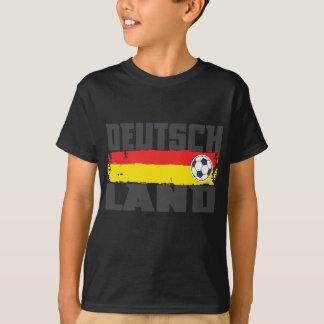 Deutschland Soccer T-Shirt