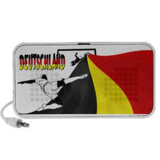 Deutschland Speaker System