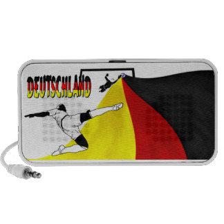 Deutschland iPhone Speaker