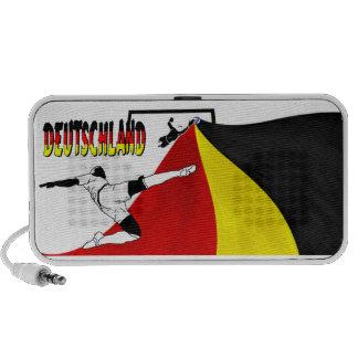 Deutschland Travel Speaker