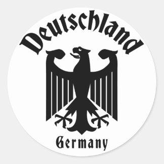 Deutschland Stickers