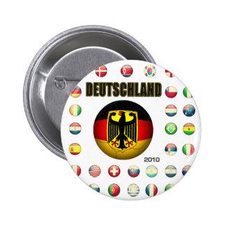 Deutschland T-Shirts d7 Pins