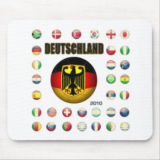 Deutschland T-Shirts d7 Mouse Pad