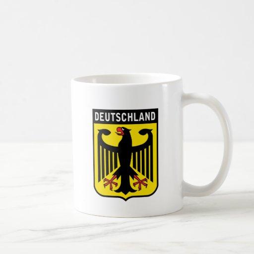 Deutschland Taza Clásica