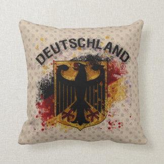 Deutschland Throw Pillow
