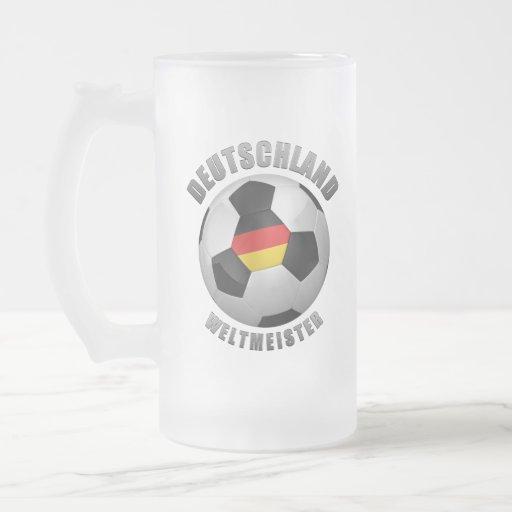 Deutschland Weltmeister Mug