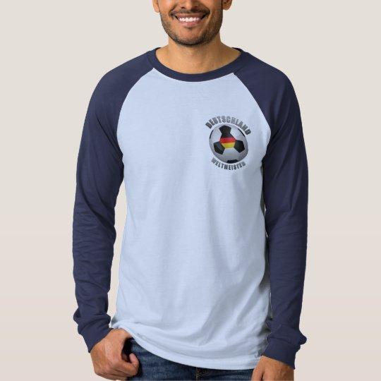 Deutschland Weltmeister T-Shirt