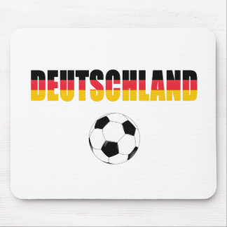 Deutschland World Cup 2010 Mouse Pad