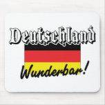 Deutschland Wunderbar Alfombrillas De Ratón