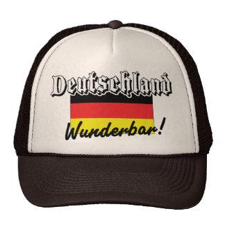 Deutschland Wunderbar Hat