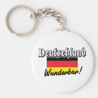 Deutschland Wunderbar Llavero