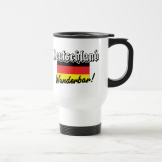 Deutschland Wunderbar Travel Mug