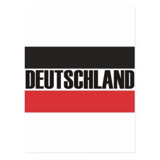 ¡Deutschland y productos y diseños de Alemania! Postal