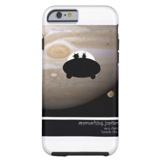 Deux Chats: Approaching Jupiter Tough iPhone 6 Case