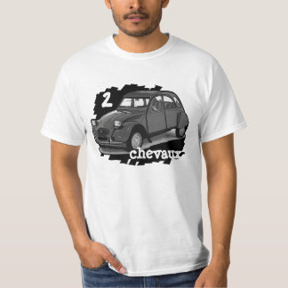 Deux Chevaux 2CV T-Shirt