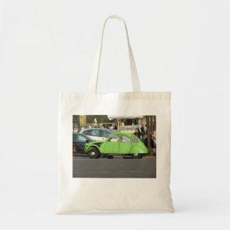 Deux Chevaux Tote Bag