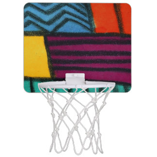 Devante's Afrocentric Basketball Hoop