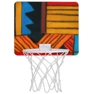 Devante's Other Afrocentric Basketball Hoop
