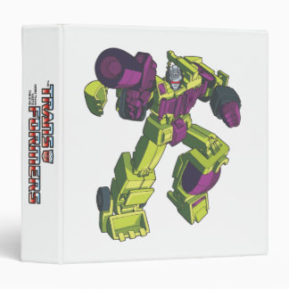 Devastator 2 3 ring binder