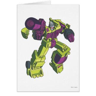 Devastator 2 card