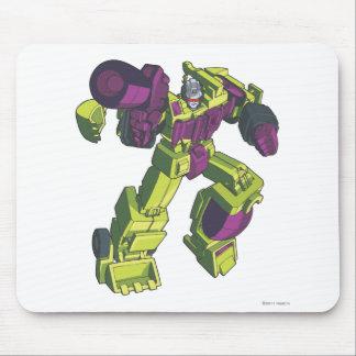 Devastator 2 mouse pad