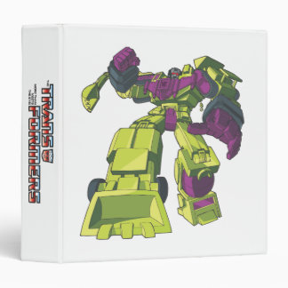 Devastator 3 3 ring binder