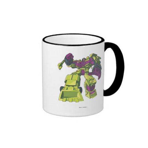 Devastator 3 coffee mug