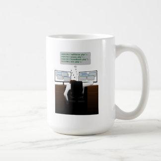 Developer Dream Classic White Coffee Mug