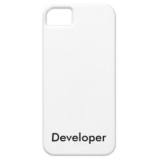 Developer iPhone SE/5/5s Case