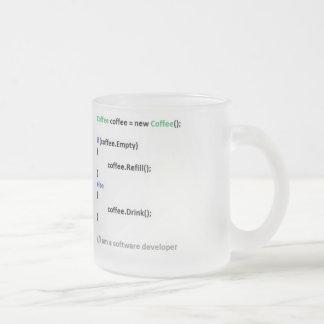 Developer mug