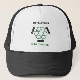 Developers Re-Do It Better (v1)x Trucker Hat
