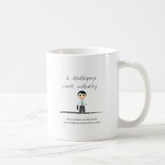 Developing maturity mugs
