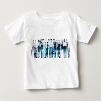 Developing Workforce or Develop Talent Baby T-Shirt