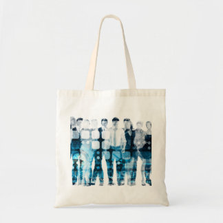Developing Workforce or Develop Talent Tote Bag