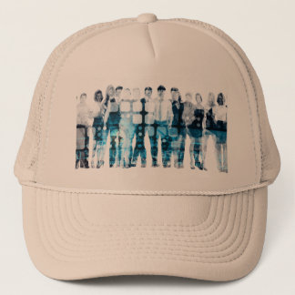 Developing Workforce or Develop Talent Trucker Hat
