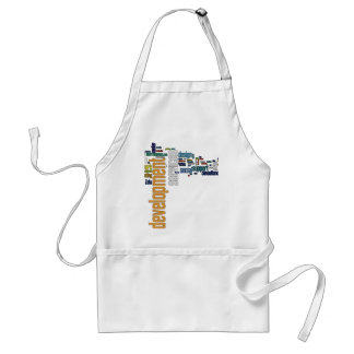 Development & Design Adult Apron