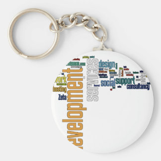 Development & Design Keychain