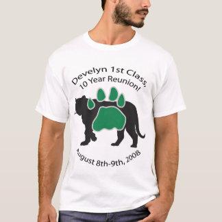 Develyn Class of 98 10 Year Reunion Mens Green T-Shirt