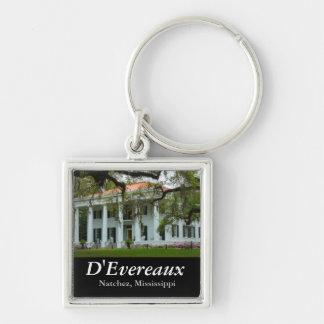 D'Evereaux Plantation Antebellum Home Keychain