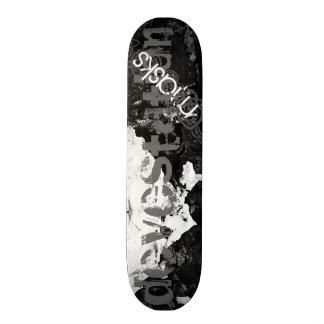 devestation masks skateboard deck