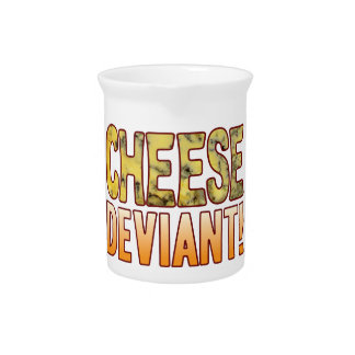 Deviant Blue Cheese Drink Pitcher